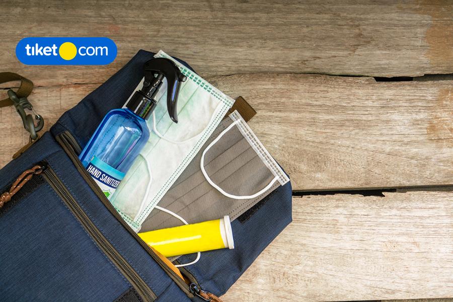 New Normal Starter Kit, Jangan Lupa Persiapkan Ini Sebelum Keluar Rumah!