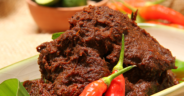 Olahan Daging Sapi Khas Indonesia - Daging Belancang