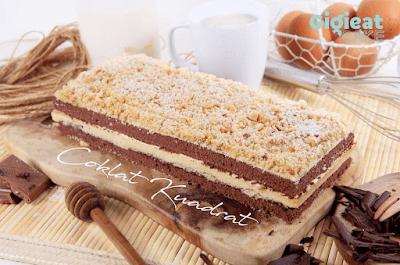 Oleh-Oleh Khas Bogor - Gigi Eat Cake