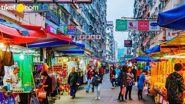 Oleh-Oleh Murah di Hong Kong