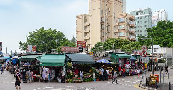 Oleh-Oleh Murah di Hong Kong - Stanley Market