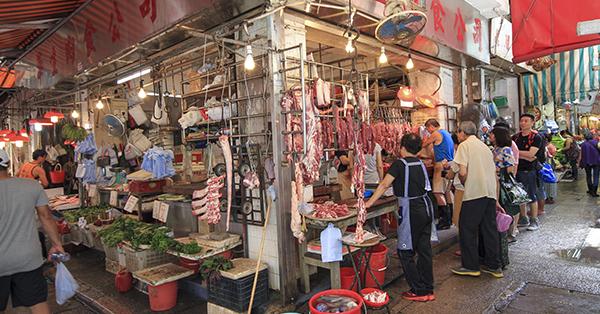 Oleh-Oleh Murah di Hong Kong - Wan Chai Market