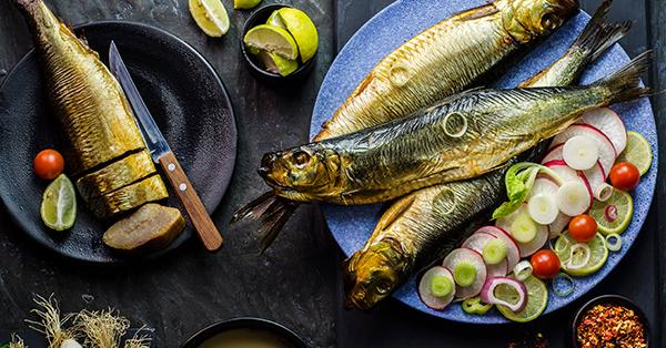 Oleh-oleh Khas Medan - Ikan Sale
