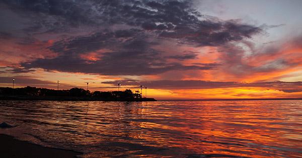 Online Tiket Week - Pemandangan Danau Maracaibo
