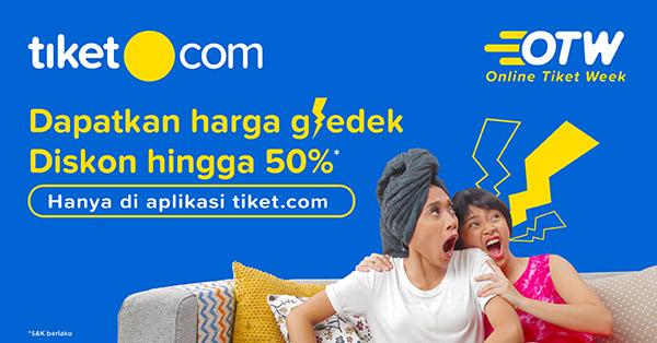 Online Tiket Week