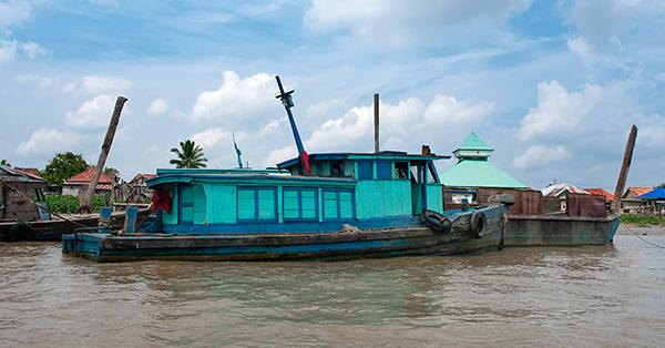 Naik Kapal di Sungai Musi, Mampir ke 3 Tempat Wisata Ini