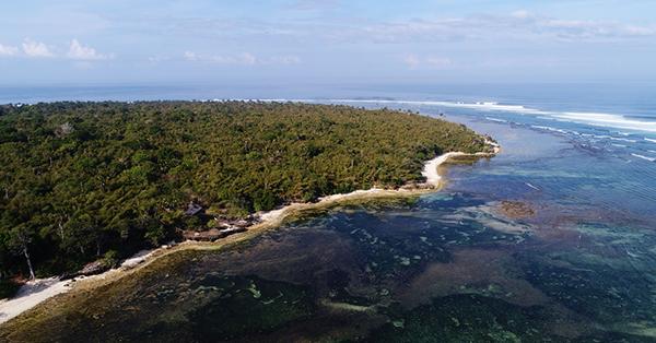 Pantai dengan Ombak Terbesar di Indonesia - Pantai Plengkung