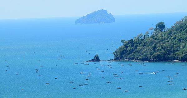 Pantai di Jawa Timur - Pantai Coro Tulungagung