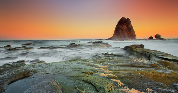 Pantai di Jawa Timur - Pantai Papuma Jember