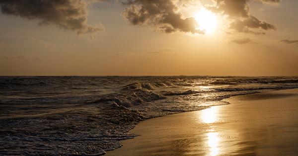 Pantai di Jawa Timur - Pantai Paseban