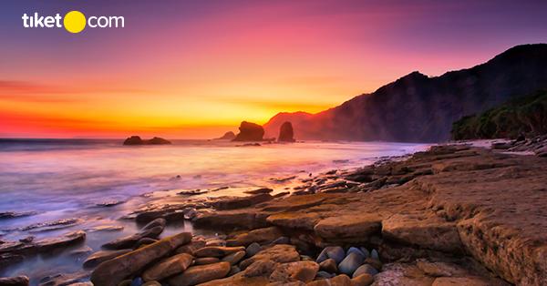 Pantai di Jawa Timur Terindah