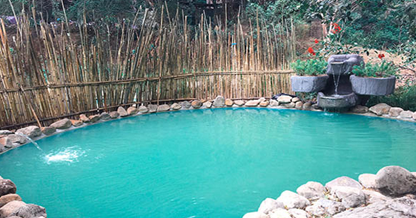 Bandung Hot Springs - Pemandian Air Panas Maribaya