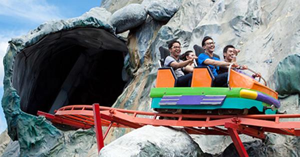 Perbedaan Jatim Park 1 2 3 Jatim Park 1 - 5 Tempat Rekreasi Anak di Indonesia untuk Liburan Akhir Pekan