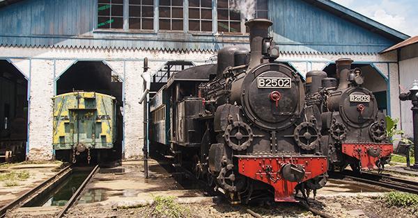 Perkembangan Kereta Api di Indonesia - Sejarah Kereta Api