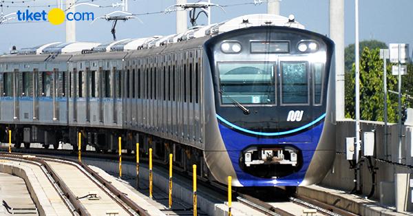 Peta Jalur MRT Jakarta 2019 Terbaru dan Terlengkap