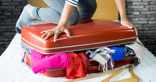 Tips Packing untuk Liburan - Pilih Tas yang Tepat