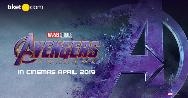 Promo Avengers Endgame