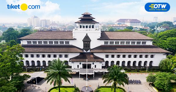 Staycation di Hotel Bandung - Promo OTW Bandung