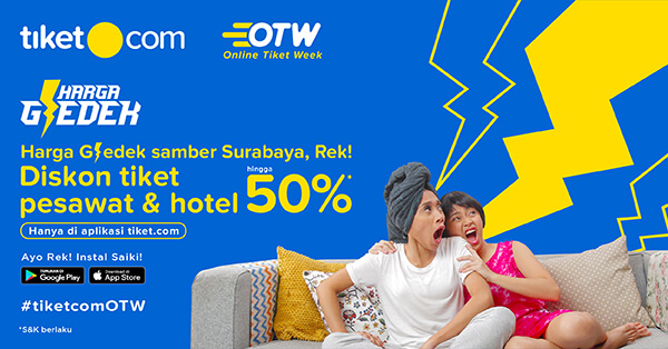 Promo OTW Surabaya