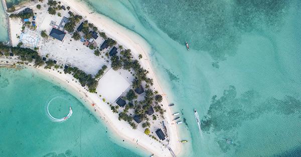 Tempat Wisata di Kendari - Pulau Bokori