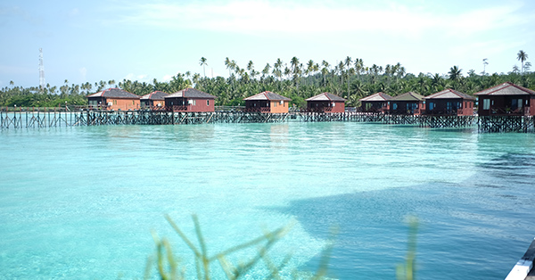Wisata Kepulauan Derawan