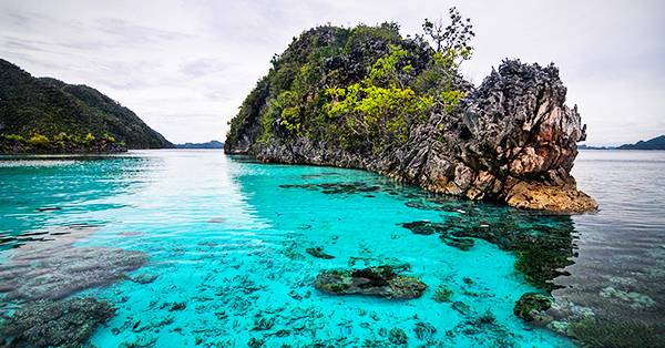 Indonesia's Anti Mainstream Destinations