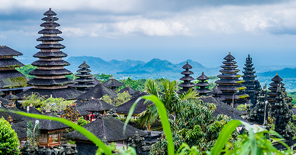 Pura Indah di Bali Pura Besakih - 10 Pura Indah di Bali, Ada yang Bikin Enteng Jodoh!