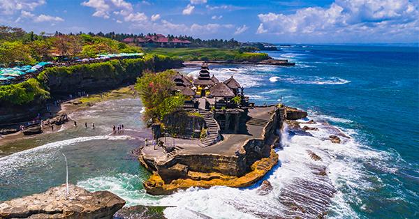 Pura Indah di Bali - Pura Tanah Lot