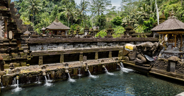 Pura Indah di Bali - Pura Tirta Empul