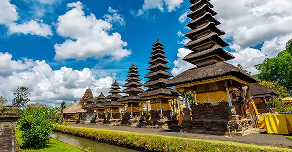 Pura di Bali - Pura Taman Ayun