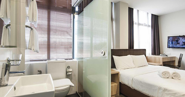 accommodations in Singapore_Q Loft Hotel@MacKenzie