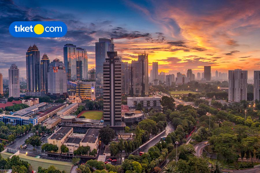 Intip Rekomendasi Hotel Strategis Di Jakarta Pusat I Tiket Com