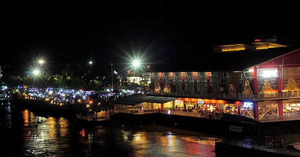 tempat wisata romantis di Palembang