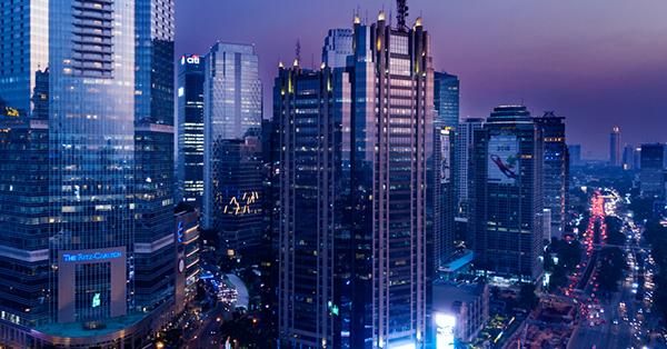 Rooftop di Jakarta untuk Tahun Baruan_blog_8 Lounge Ritz Carlton
