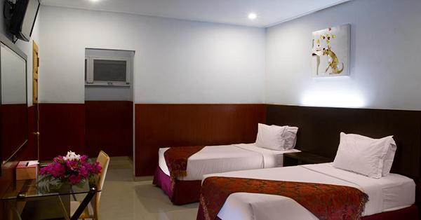 Hotel di Berastagi