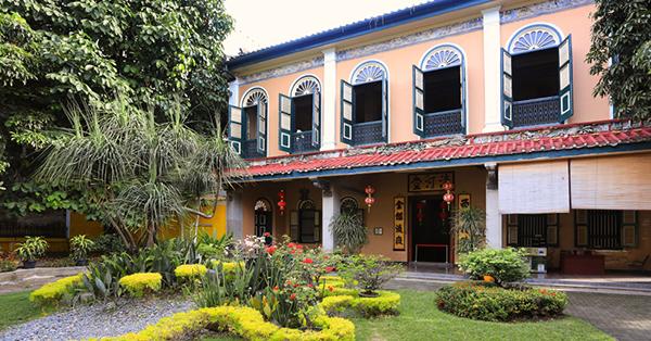 Wisata Sejarah Medan - Rumah Tjong A Fie