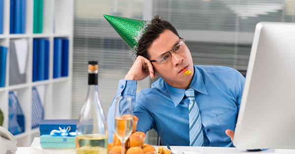 Surprise Party - Salah Tanggal Ulang Tahun