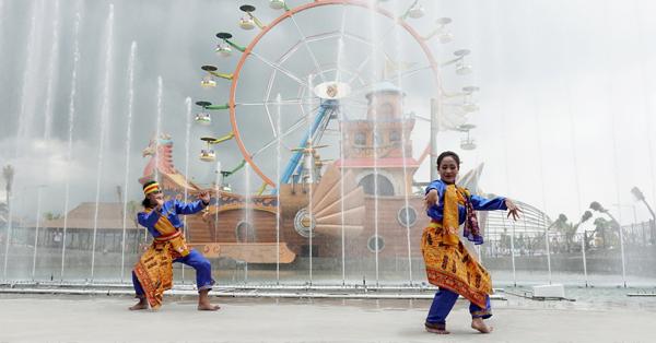 Saloka Theme Park - Zona Pesisir