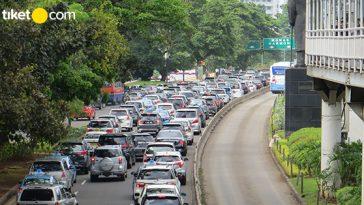 Sanksi Ganjil Genap Jakarta 2018 - Featured Image