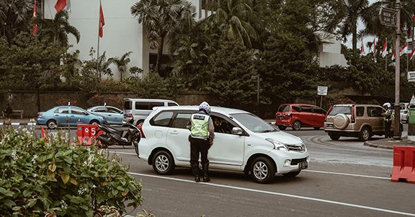 Sanksi Ganjil Genap Jakarta 2018
