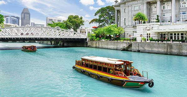Destinasi Honeymoon Singapura