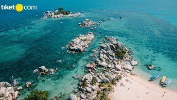 Spot Snorkeling di Bangka Belitung