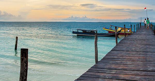 Spot Snorkeling di Bangka Belitung - Pulau Ketawai