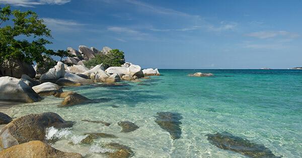 Spot Snorkeling di Bangka Belitung - Pulau Lengkuas