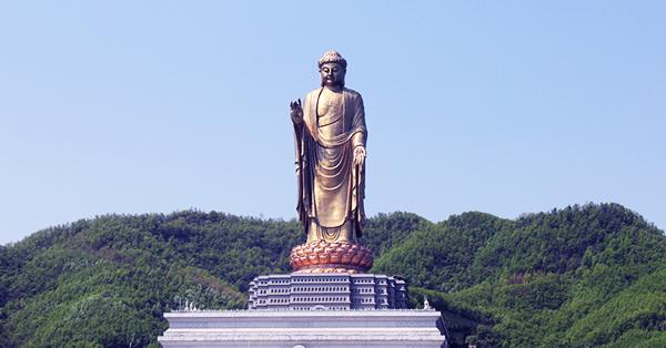 patung tertinggi di dunia_Spring Temple Buddha