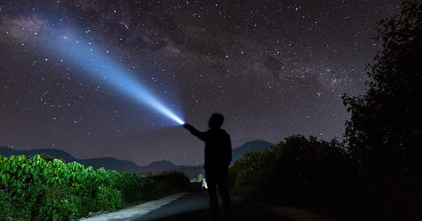 Star Gazing at Lake Mashu, Hokkaido