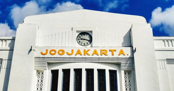 Stasiun kereta di Indonesia - Stasiun Tugu