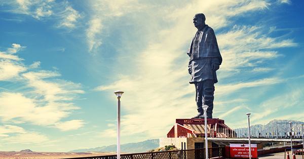 patung tertinggi di dunia_Statue of Unity