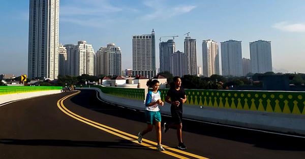 Staycation di Jakarta - CFD