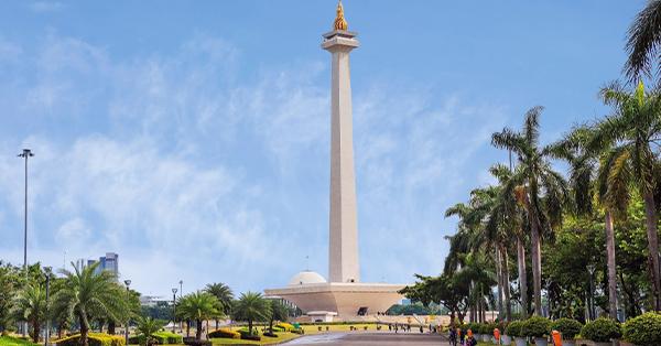 Staycation di Jakarta - Monas